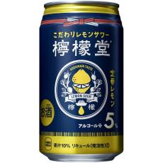 레몬도 테이반 레몬 츄하이 5% / 350ml x 24캔